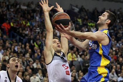 Баскетбольный матч в Сербии завершился дракой игроков