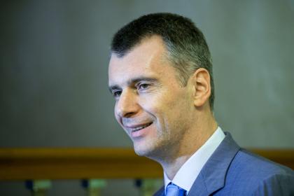 Михаил Прохоров не заинтересован в продаже клуба НБА