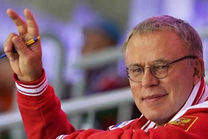 Бутман призвал избрать Фетисова президентом федерации хоккея вместо Третьяка
