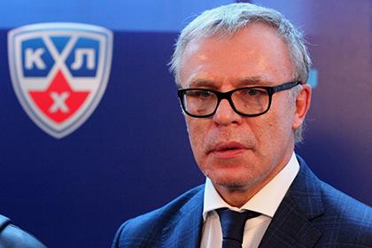 Фетисов пообещал сделать сборную России по хоккею олимпийским чемпионом