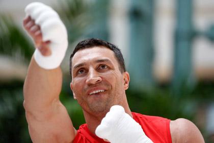 Владимир Кличко заработает шесть миллионов долларов за бой с болгарским боксером