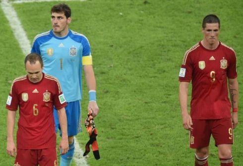 Испания: отречение короля