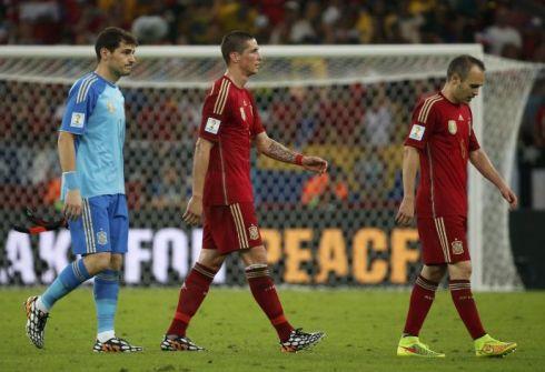 «Не проси прощения, сборная». Взгляд из Испании