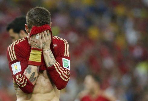 «Испания уже вылетела, Россия — еще нет. Значит, Капелло не так уж плох»