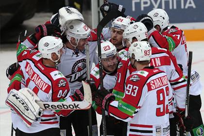 Хоккейный клуб «Донбасс» отказался от выступления в КХЛ