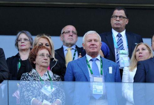 Вячеслав Колосков: «Посмотрите, как уверенно Россия играет в обороне!»