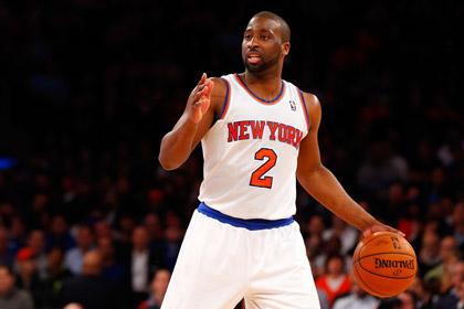 Баскетболист «Нью-Йорк Никс» избежал тюремного срока за незаконное владение оружием