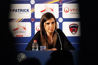 Мужской французский футбольный клуб «Клермон» не возглавит женщина