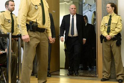 Бывший президент «Баварии» сел в тюрьму