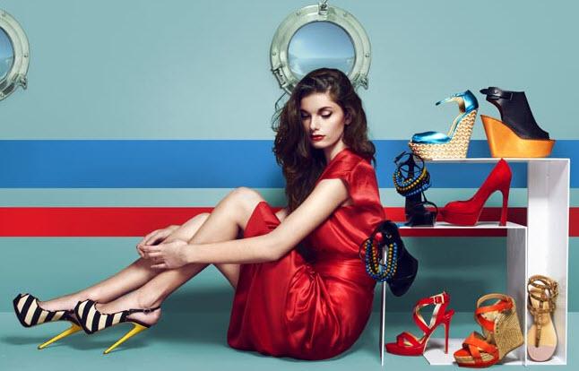 Обувь – страсть каждой женщины