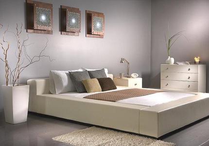 Стиль «Модерн» в интерьере спальни