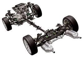 Проведите ремонтные работы с подвеской автомобиля