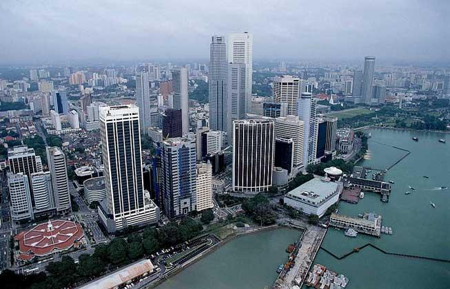 Превосходство Сингапура