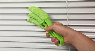 Как почистить металлические жалюзи