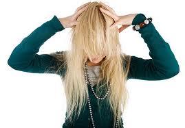 Нарушение формы волос