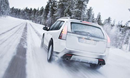 Использование автомобиля в зимний период