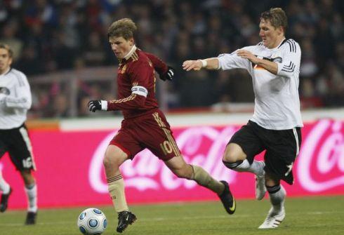 Андрей Аршавин: мой фаворит — Германия