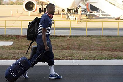 Эвра стал футболистом «Ювентуса»