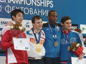 Смоленский студент стал чемпионом мира по фехтованию