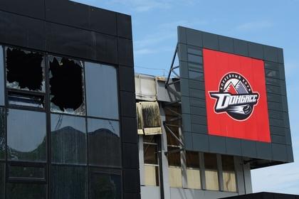 «Донбасс» проведет следующий сезон в украинской хоккейной лиге