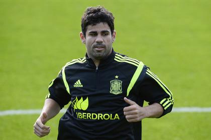 Диего Коста подписал контракт с «Челси»