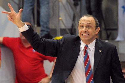 Бывший наставник ЦСКА вошел в тренерский штаб чемпионов НБА