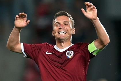 Чешский футболист повторил достижение Месси в Лиге чемпионов