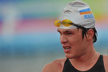 Российский пловец Дятчин временно отстранен от соревнований