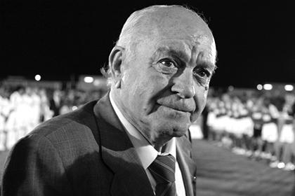 Легендарный форвард «Реала» скончался на 89-м году жизни