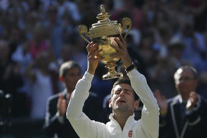 Джокович обыграл Федерера в финале Уимблдона