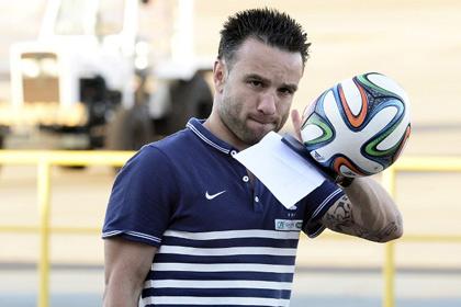 Вальбуэна отказался от перехода в «Динамо» за три миллиона евро в год