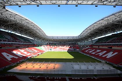 «Рубин» проведет первый круг чемпионата России на «Казань-Арене»