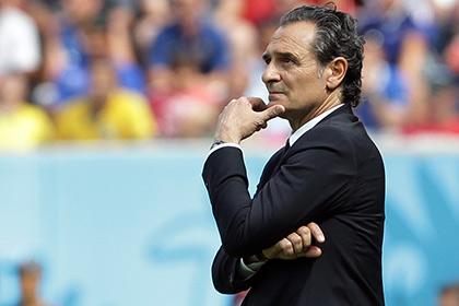 Главный тренер сборной Италии возглавил турецкий «Галатасарай»