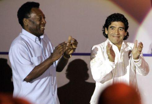 Томас Бертольд: «Марадона лучше Пеле и сильнее Месси»