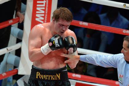 Александр Поветкин проведет следующий бой в октябре