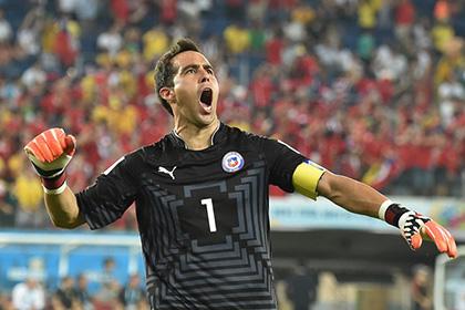 Вратарь сборной Чили перешел в «Барселону»