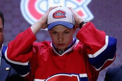 Российский хоккеист не ел два дня из-за драфта НХЛ