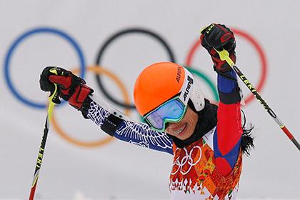 Ванессу Мэй уличили в нечестной борьбе в квалификации на Олимпиаду в Сочи
