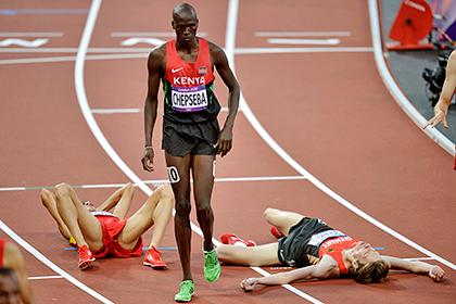 Кенийские бегуны выступят в чемпионате России