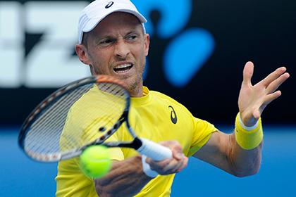 Теннисист Николай Давыденко завершил карьеру