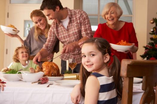 Укрепляем семью. Организация семейных обедов