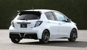 Toyota Vitz RS G Sports Concept в Токио