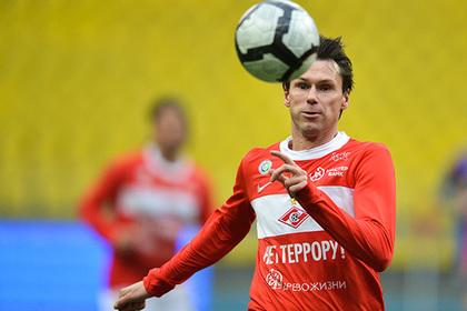 Определились составы команд ветеранов «Спартака» на первый матч на новом стадионе