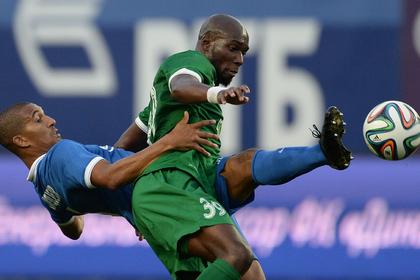 «Динамо» сыграло вничью с «Омонией» в первом матче раунда плей-офф квалификации ЛЕ