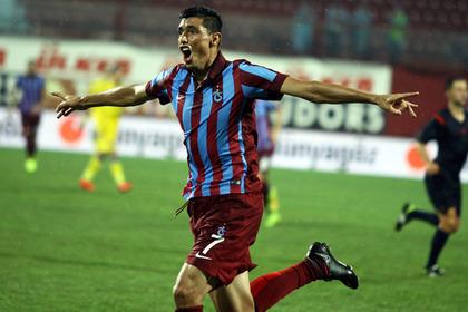 «Ростов» в гостях уступил «Трабзонспору» в первом матче раунда плей-офф квалификации ЛЕ