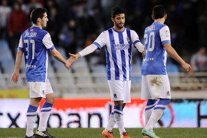 «Краснодар» на выезде потерпел поражение в матче Лиги Европы