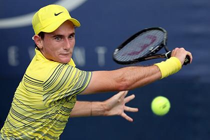Австралийского теннисиста дисквалифицировали за употребление наркотиков