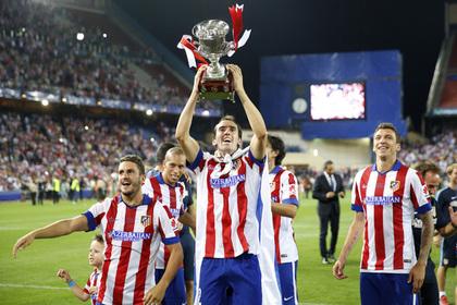 «Атлетико» одолел «Реал» и стал обладателем Суперкубка Испании