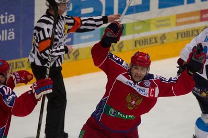 Российский хоккеист Морозов завершил карьеру
