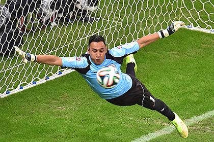 Вратарь сборной Коста-Рики перешел в «Реал»
